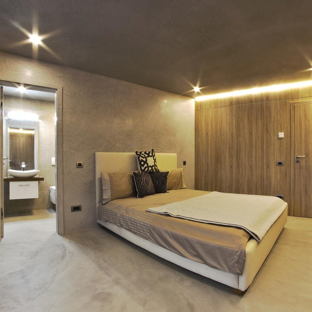 Valley21 Solis House Bedroom Luca Fornaroli architect